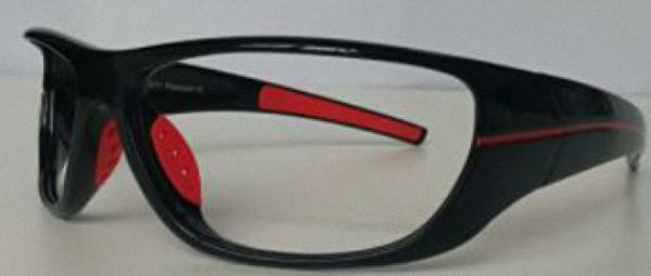 Röntgenschutzbrille PTG 0013 Strahlenschutz Augenschutz Bügelbrille Strahlenschutzprodukt