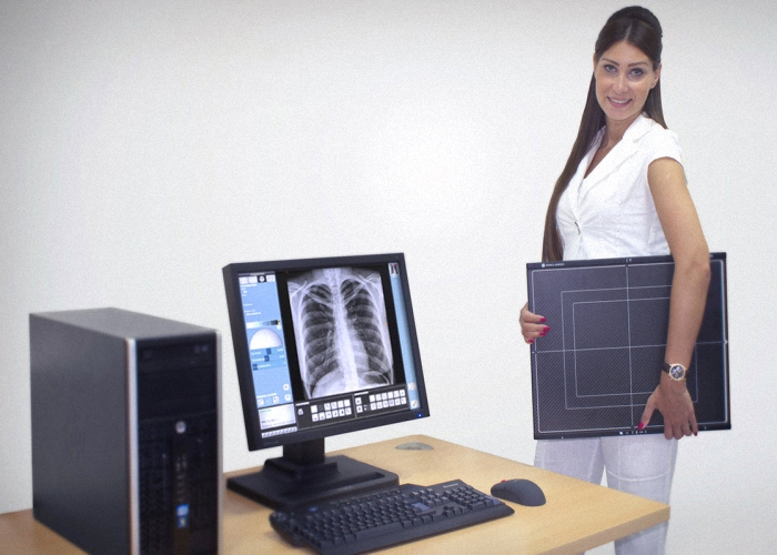 AVANSE DR Detektor Nachrüstung digitales Röntgen reibungsloser Wechsel auf ein digitales Röntgensystem
