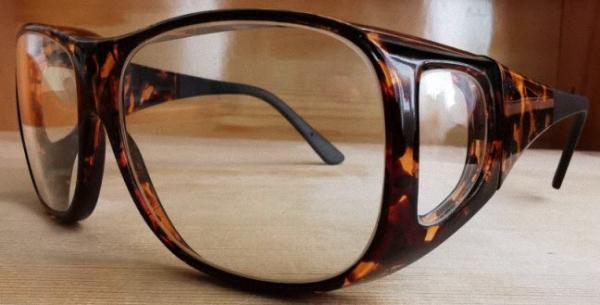Röntgenschutzbrille PTG 0044 Strahlenschutz Augenschutz Bügelbrille Strahlenschutzprodukt