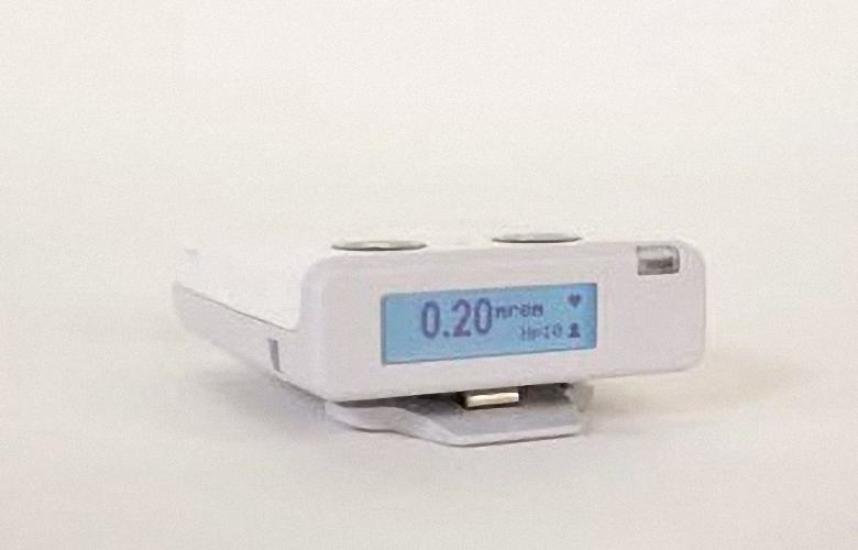 Elektronisches Personendosimeter EPD TruDose Beta Gamma