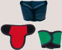 Flexibler Gonadenschutz für männliche Patienten